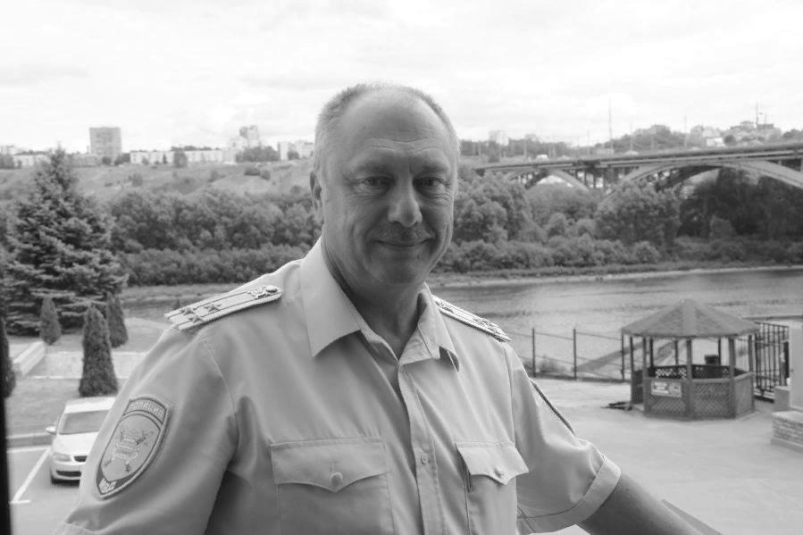 Управление ГИБДД Нижегородской области простилось с бывшим начальником полиции Павлом Ржевским