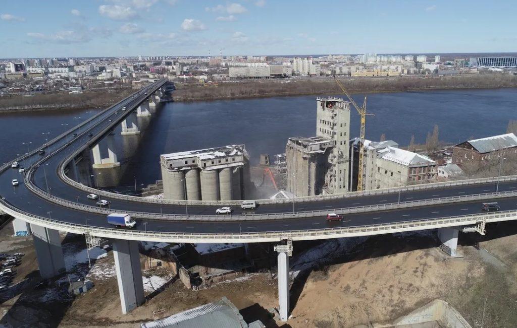 Видео дня: Элеватор мукомольного завода доживает последние дни