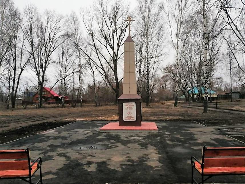 Ремонт трех памятников героям Великой Отечественной войны завершился вВознесенском районе