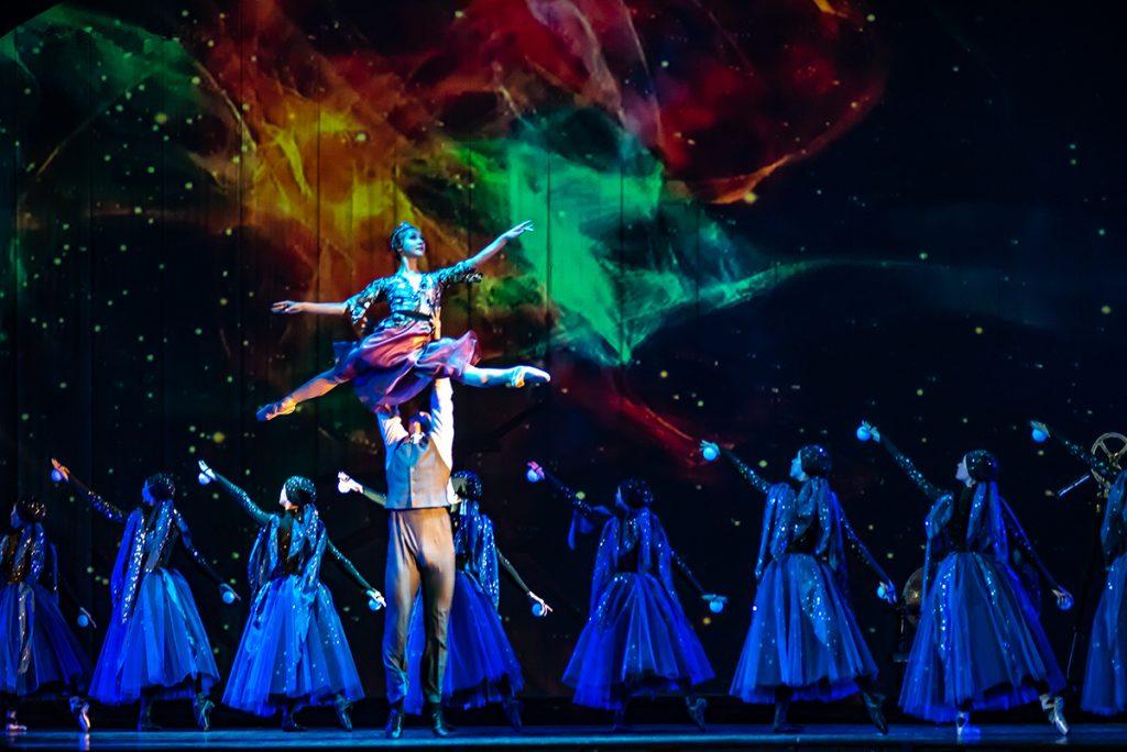 Нижегородский театр оперы ибалета им.А.С.Пушкина 10апреля проведет эксклюзивный онлайн-показ балета «Безымянная звезда»