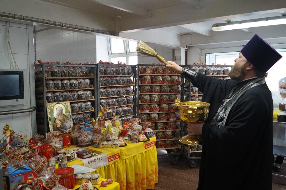 Освященные куличи нижегородцы смогут купить в торговых сетях города и области