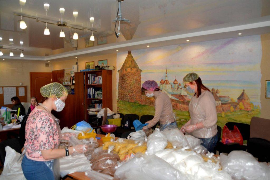 Вовсех районах Нижегородской области волонтеры готовы прийти напомощь