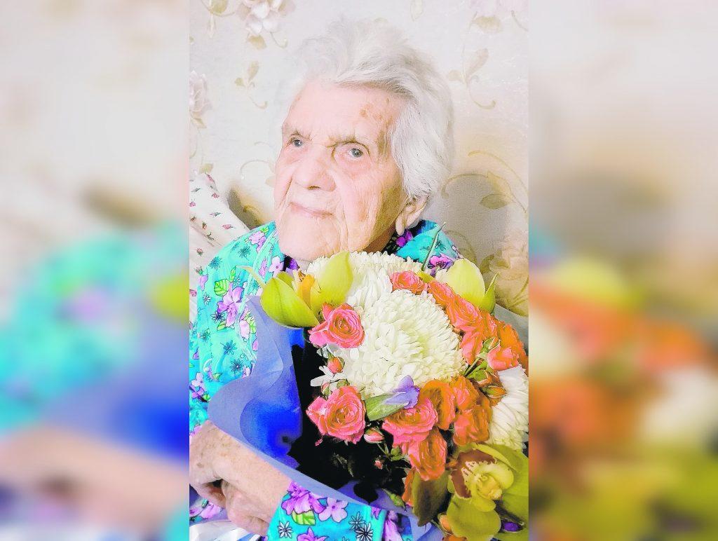 Старейшая жительница Нижегородской области отметила своё 106-летие