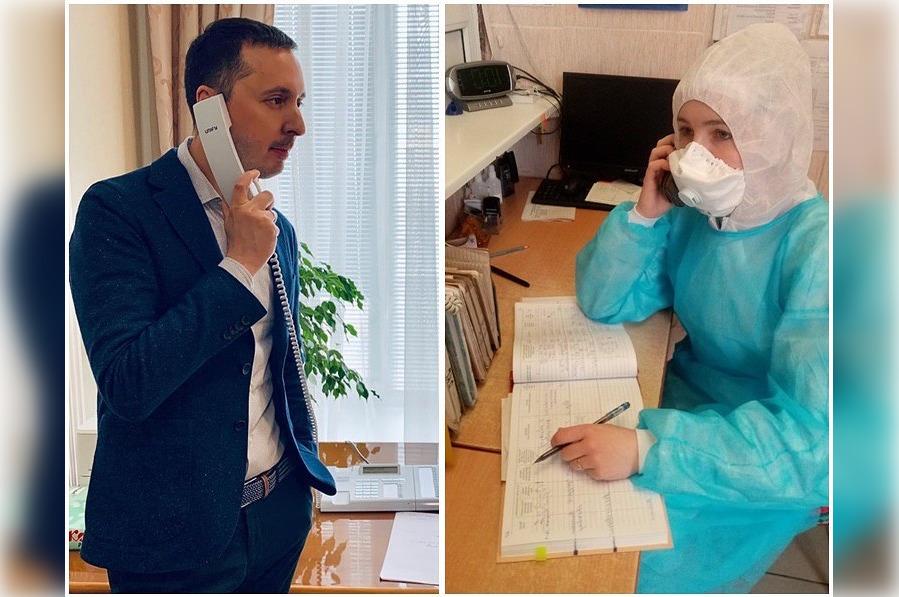 Министр здравоохранения рассказал, куда обращаться при проблеме с дозвоном в поликлинику
