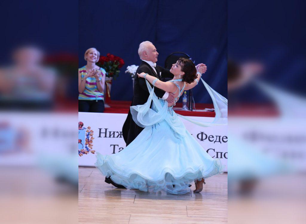 «Красивые движения под музыку позволяют чувствовать себя молодым»: нижегородский пенсионер рассказал о своём увлечении бальными танцами