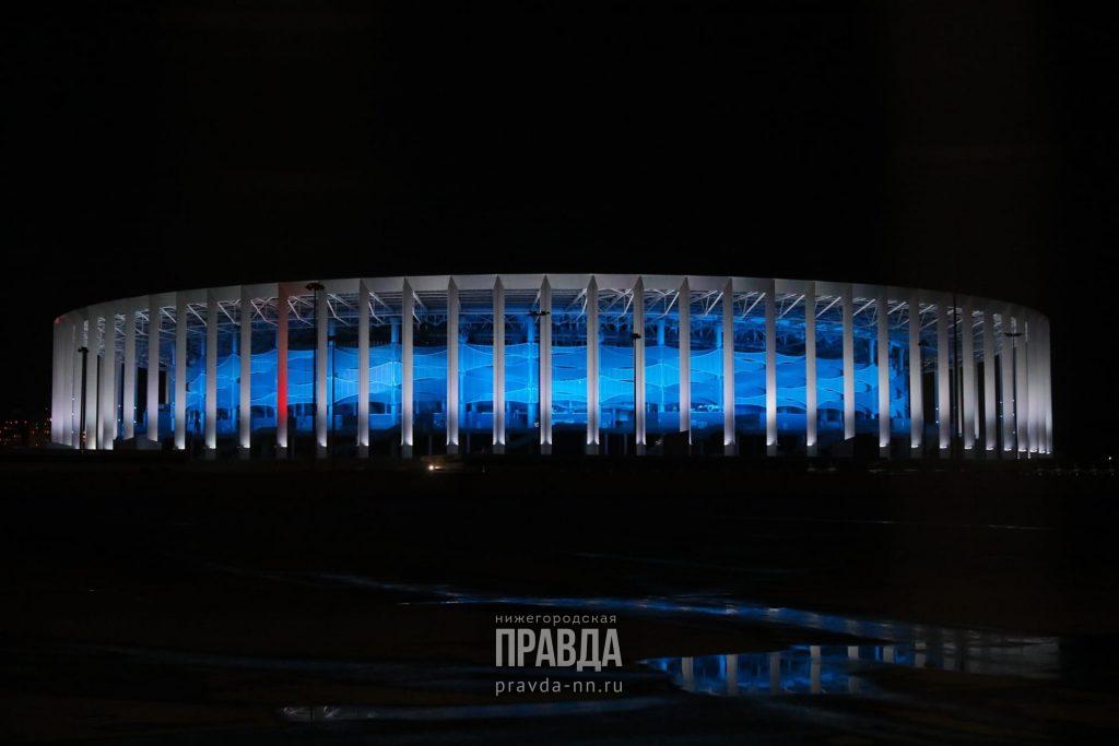 Кульминация празднования 800-летия Нижнего Новгорода состоится на стадионе