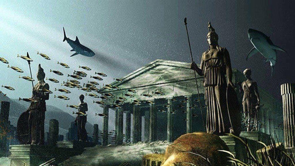 Вожди Атлантиды: как древняя легенда двигала вперёд историческую науку