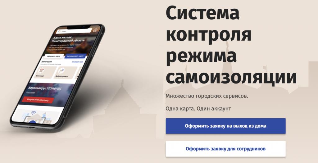 Обнаружены порталы-двойники «Карты жителя Нижегородской области»