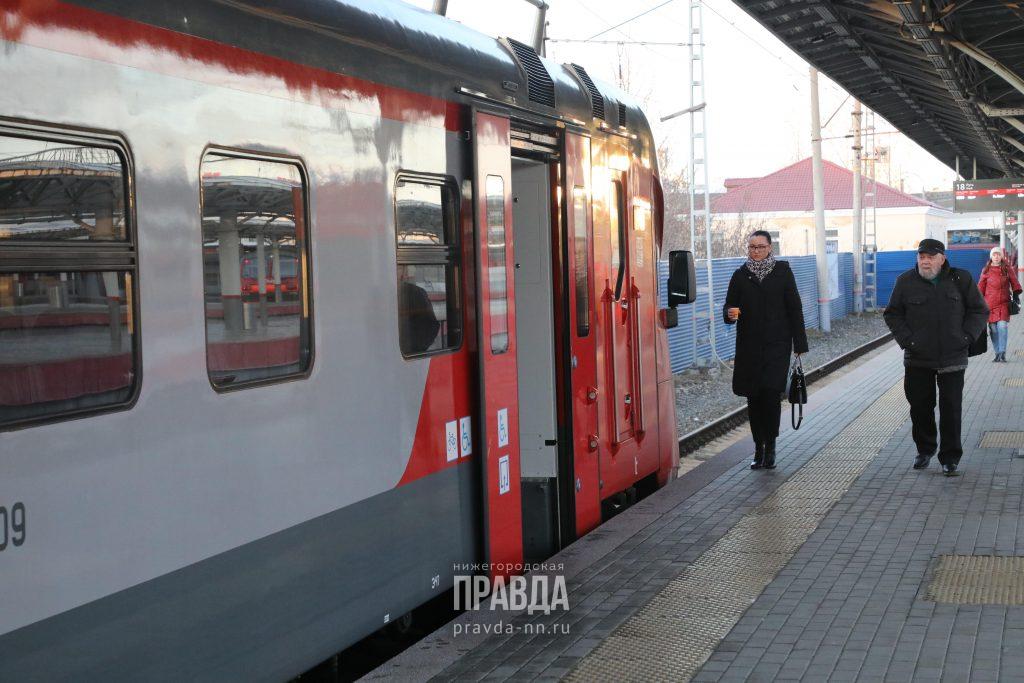 В ноябре нижегородцы смогут купить билеты в сидячие вагоны по выгодным ценам