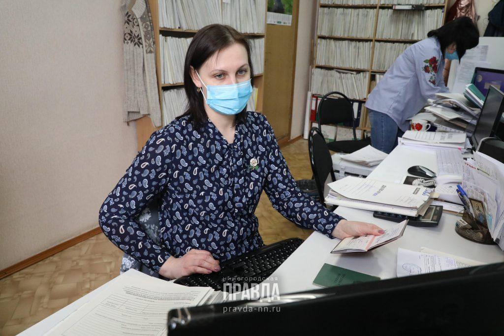 В Нижегородской области работников, находящихся под риском увольнения, временно трудоустроят