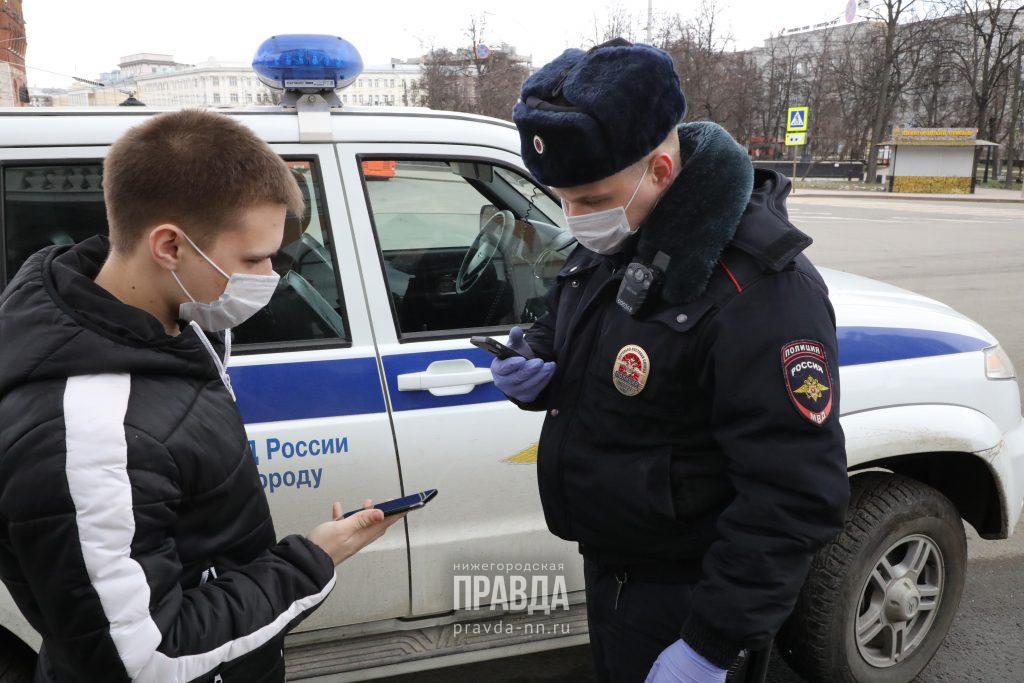 745 транспортных средств проверили засутки напунктах въездного контроля вНижегородской области