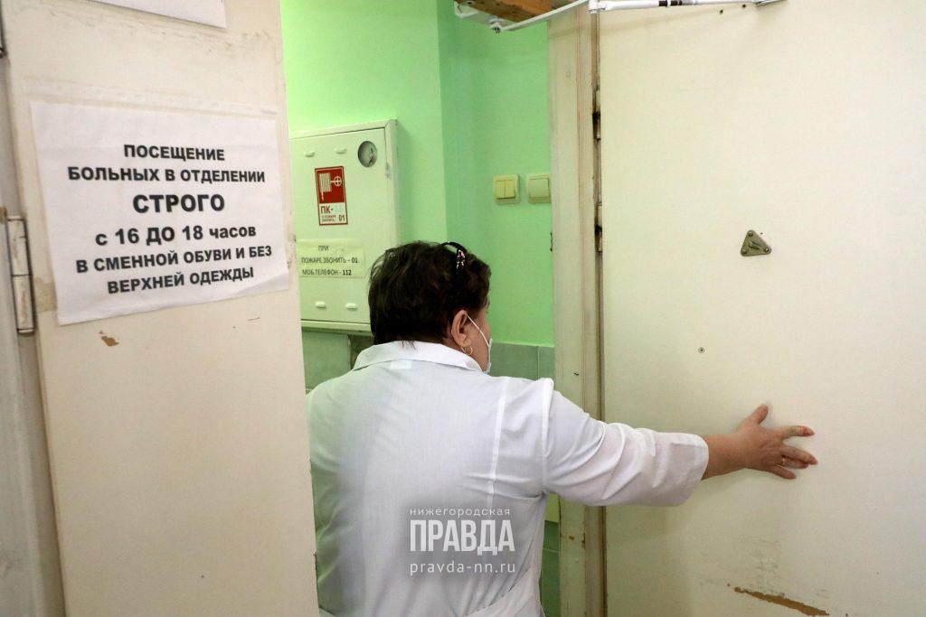 Глеб Никитин: «Почти 130 тысяч жителей Нижегородской области сдали тесты накоронавирус»