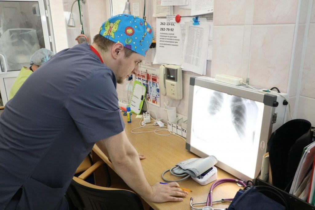 Глеб Никитин: «Более 124 тысяч жителей Нижегородской области сдали тесты накоронавирус»
