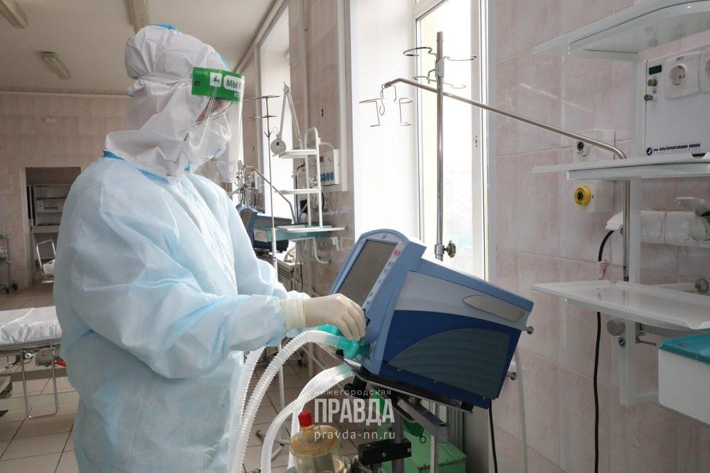 Случаи заражения коронавирусом зафиксированы еще в4 районах Нижегородской области