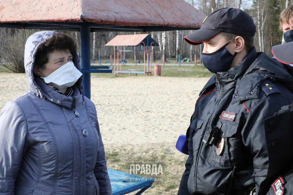 6,2 тысячи протоколов онарушении режима самоизоляции составлено вНижегородской области