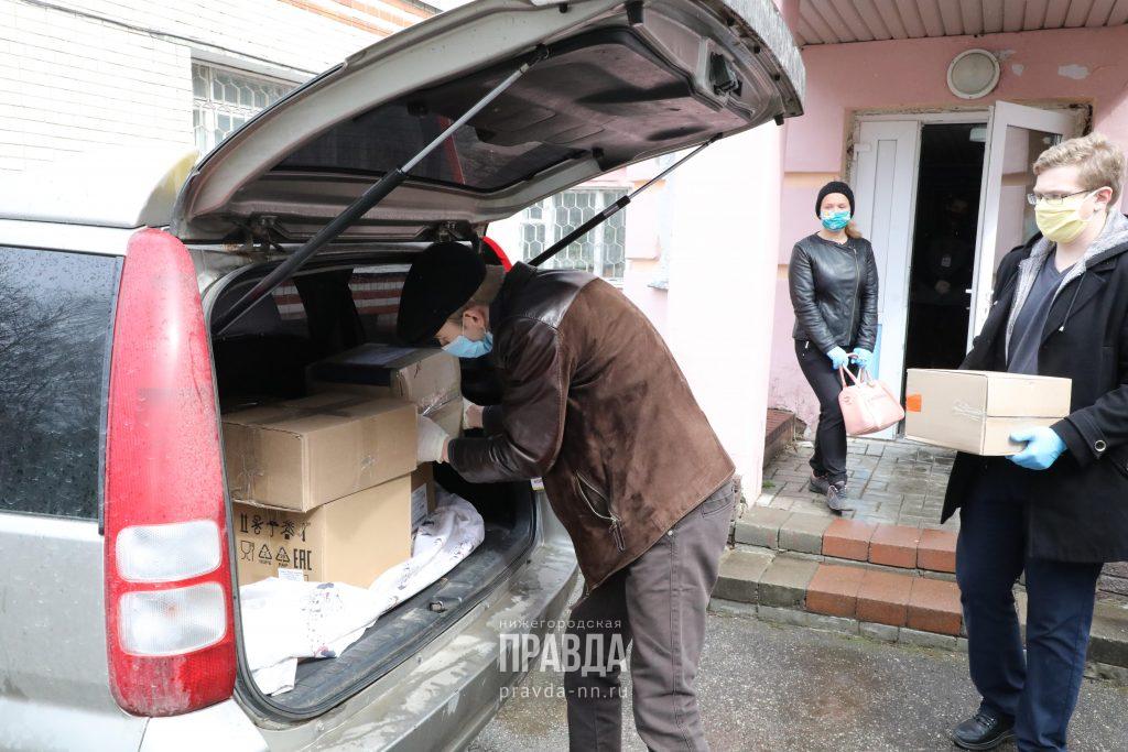 Проект нижегородского волонтерского штаба попал в финал конкурса «Доброволец России – 2020»