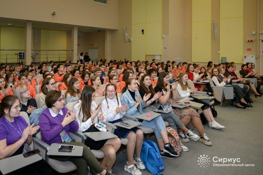 Нижегородские школьники смогут принять участие в онлайн-проекте «Сириус.Лето»