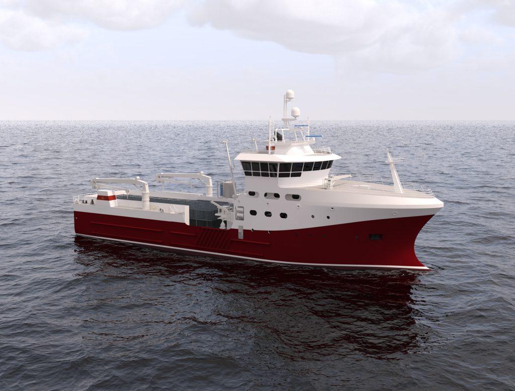 Церемония закладки краболовных судов пройдет на заводе «Красное Сормово»