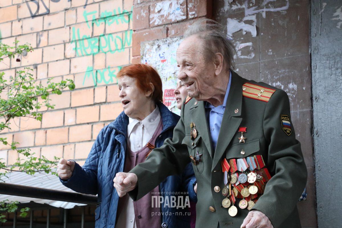 ветеран Александр Кузнецов
