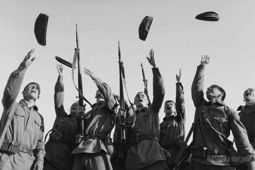В честь славного юбилея: нижегородцы принимают участие в проектах, посвящённых 75-летию Великой Победы