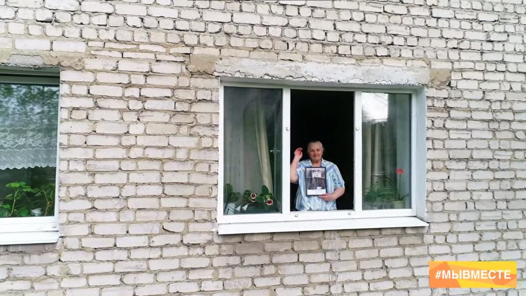 В акции «Бессмертный полк в окнах» приняли участие десятки нижегородцев