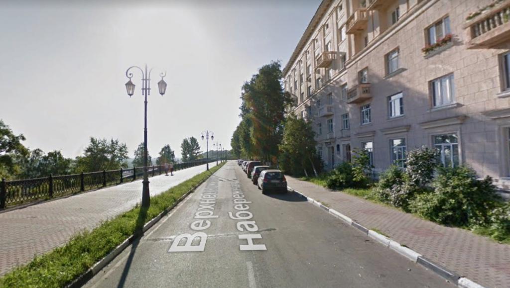 Движение автомобилей ограничат на участке Верхневолжской набережной
