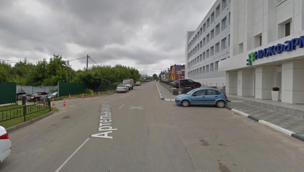 Несколько участков улицы Артельной временно перекроют для автомобилистов