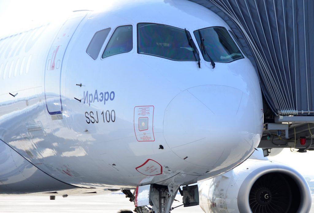 Самолёт Москва-Магнитогорск совершил аварийную посадку в нижегородском аэропорту
