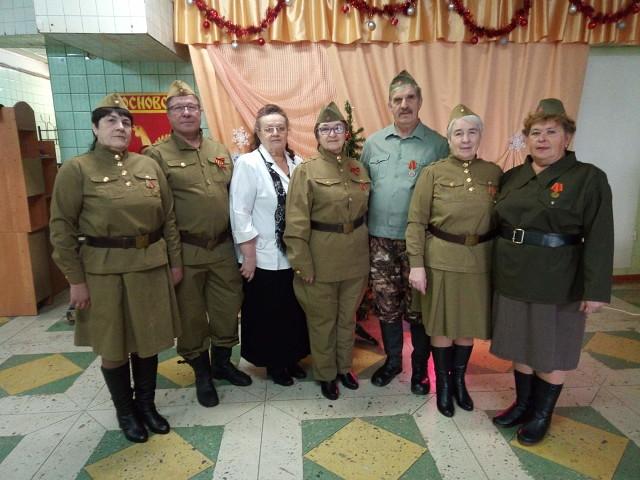 Ветераны Сосновского района создали патриотический фильм «Путь к Победе»