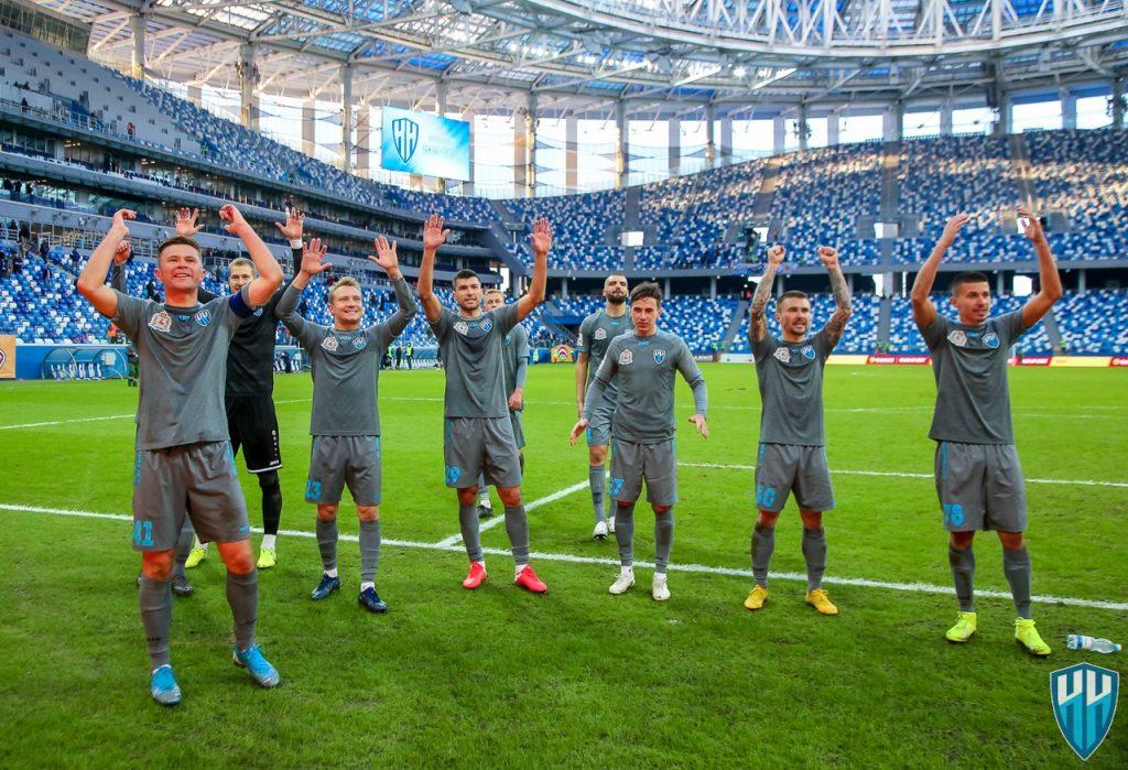 ФК «Нижний Новгород» официально завершил сезон