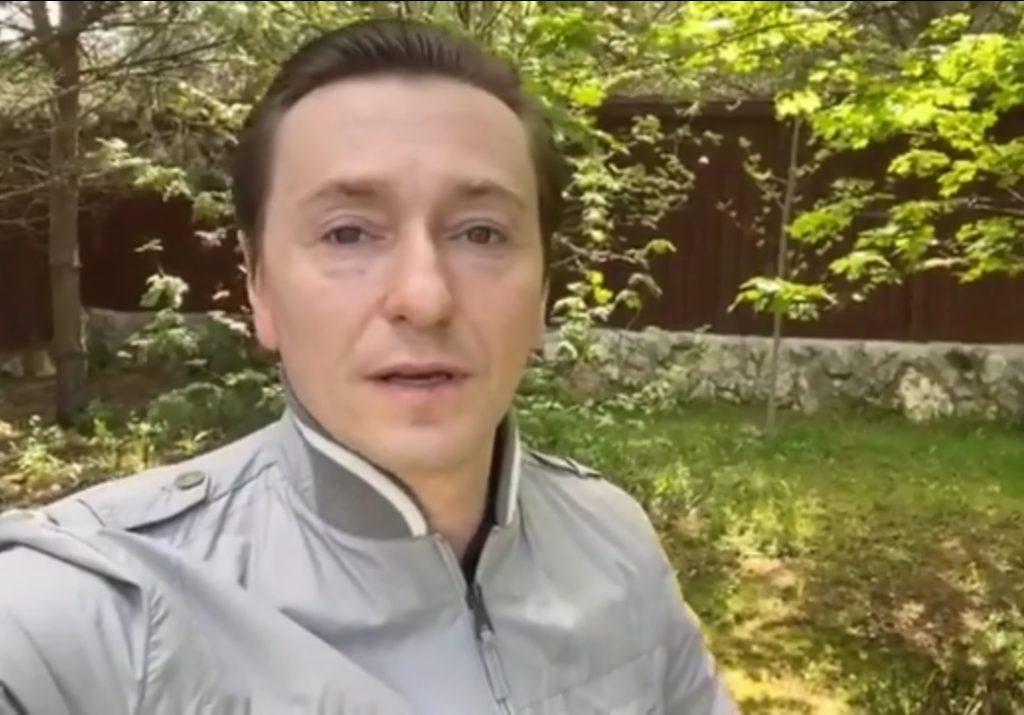 Сергей Безруков запустил флешмоб и рассказал о своем герое