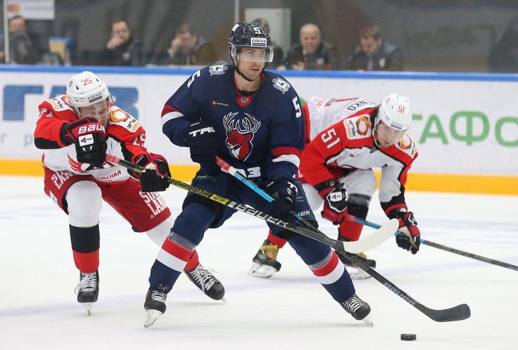 Стали известны даты игр ХК «Торпедо» на 13‑ом чемпионате КХЛ