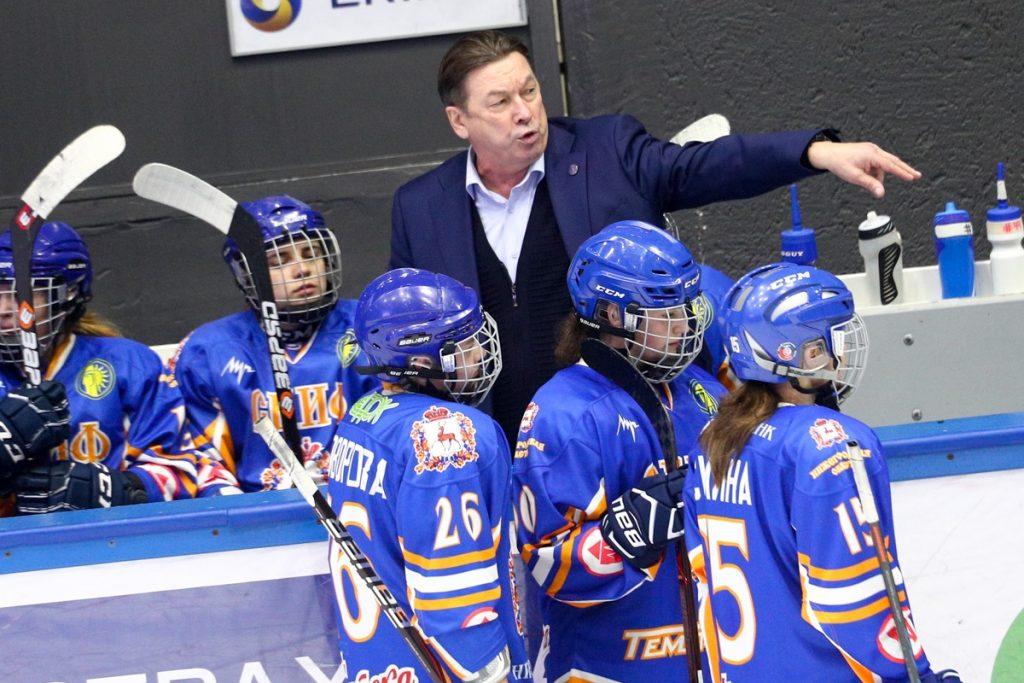Владимир Голубович вернулся на пост главного тренера женского клуба «СКИФ»