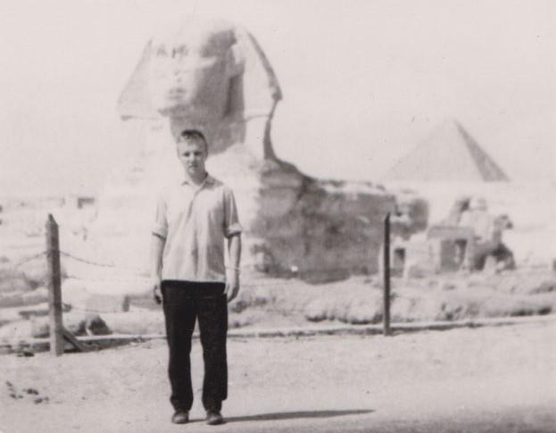 Военный переводчик Владимир Сапожников из Нижегородской области рассказал о своей службе в Египте