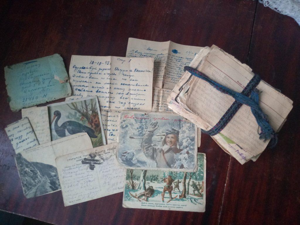 «Письма твои получая, слышу я голос живой…»: о чем писали близким солдаты с фронта
