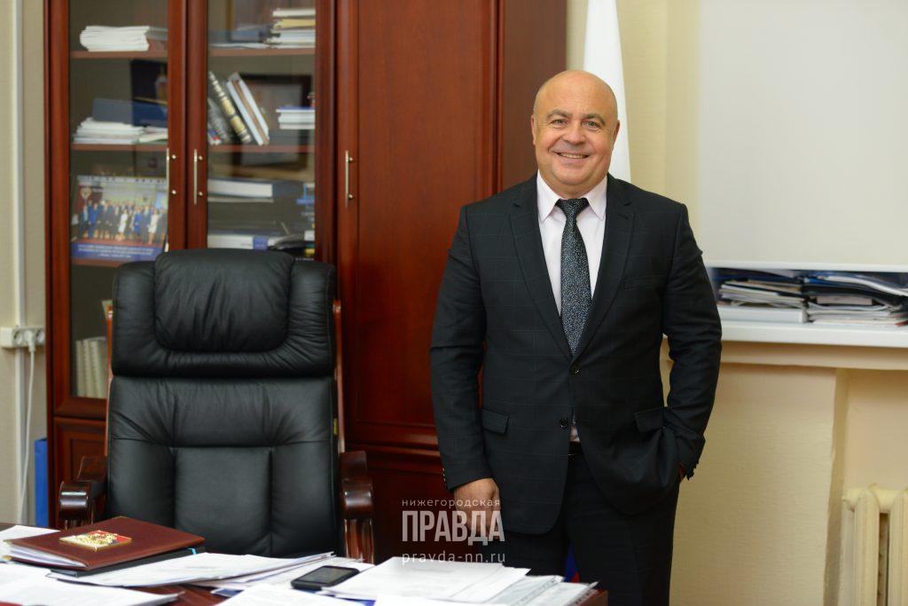Павел Солодкий: «Власть Нижегородской области проводит серьезную работу для улучшения инвестклимата»