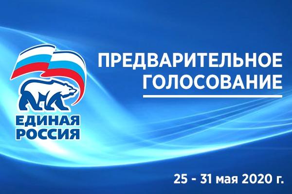 «Единая Россия» подвела итоги электронного предварительного голосования