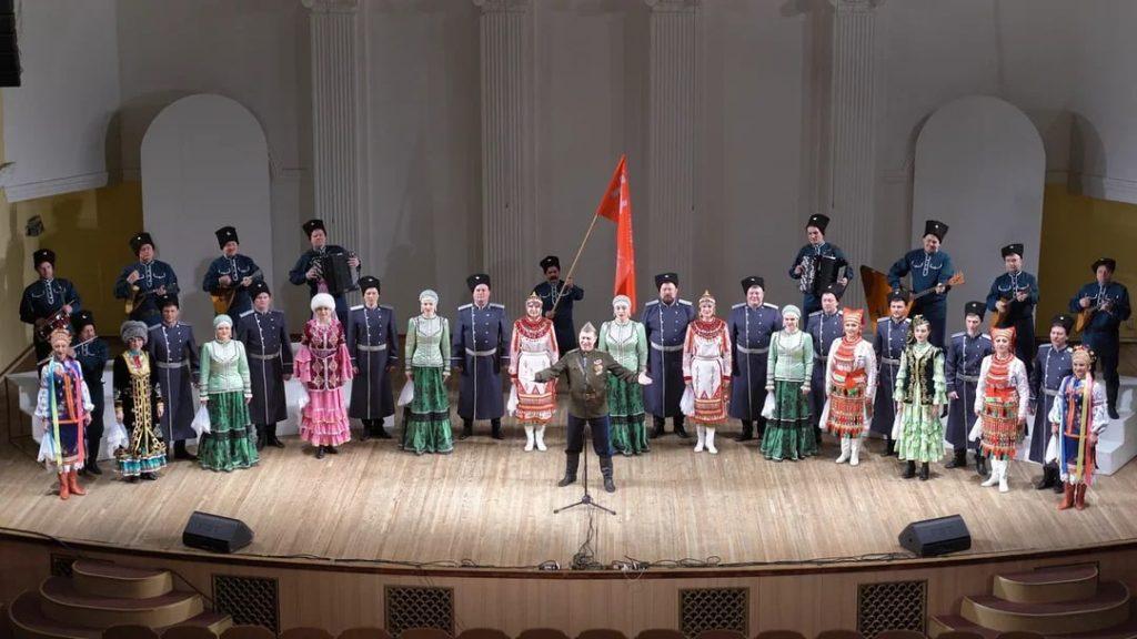 Оренбургская область стала 14-м регионом юбилейного песенного марафона «Наш День Победы»