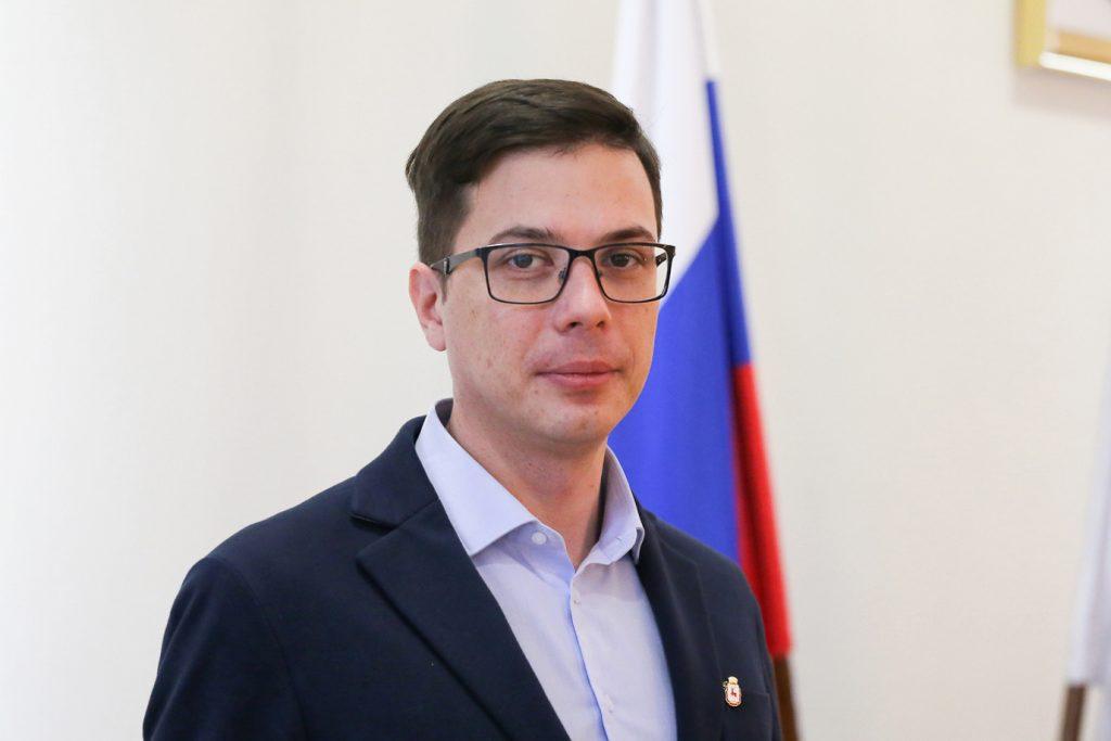 Юрий Шалабаев назначен первым заместителем главы администрации города Нижнего Новгорода
