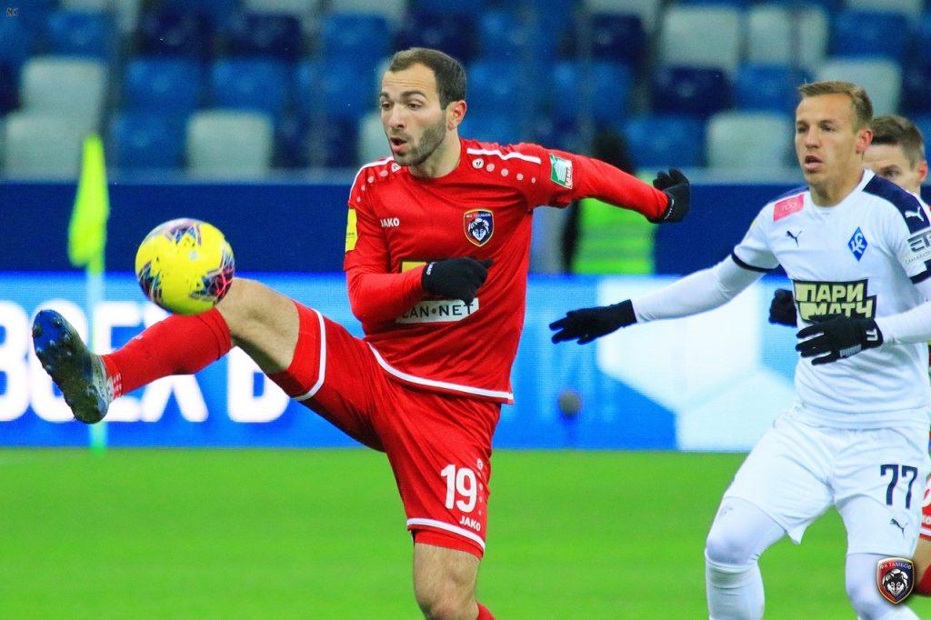 ФК «Тамбов» сыграет в Нижнем Новгороде три матча