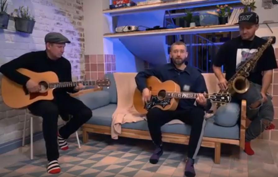 Братья Кристовские выступили в онлайн-концерте в поддержку врачей