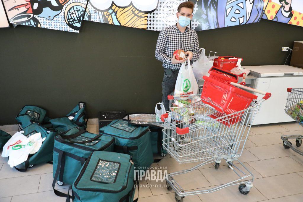 Авито запустило доставку в Нижнем Новгороде с помощью Яндекс.Такси