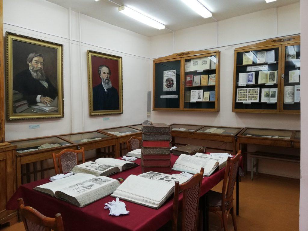 Ольга Лисятникова: «Библиотека — лучшее место работы для любого человека»