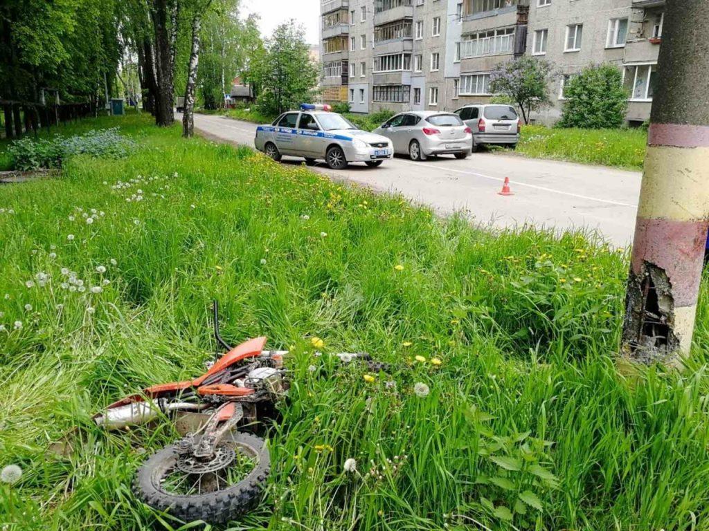 Дети стали чаще разбиваться на мототранспорте в Нижегородской области