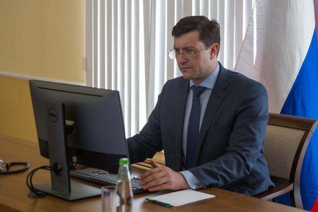 Глеб Никитин: «Муниципалитетам необходимо мобилизоваться для борьбы спандемией»