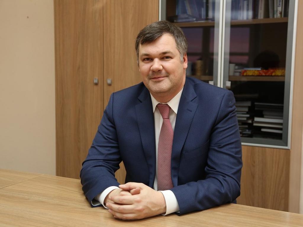 Сергей Ефимов: «Мыактивно взаимодействуем сIT-компаниями для проработки антикризисных действий имер поддержки»