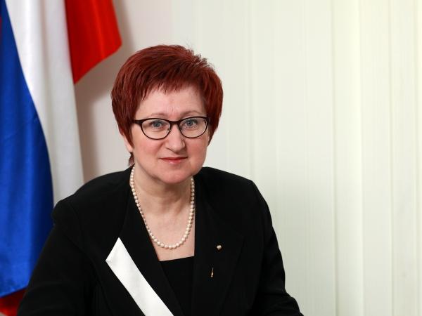 Региональный омбудсмен по правам человека Надежда Отделкина покинула свой пост