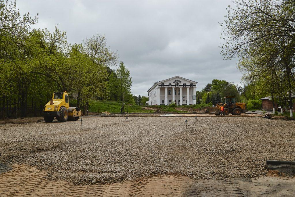 58,5 млн рублей дополнительно выделено изобластного бюджета наблагоустройство Центрального парка вДзержинске