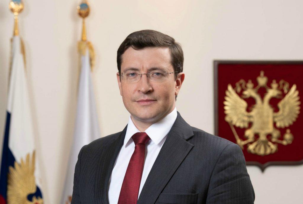 Поздравление губернатора Нижегородской области Глеба Никитина сДнем радио