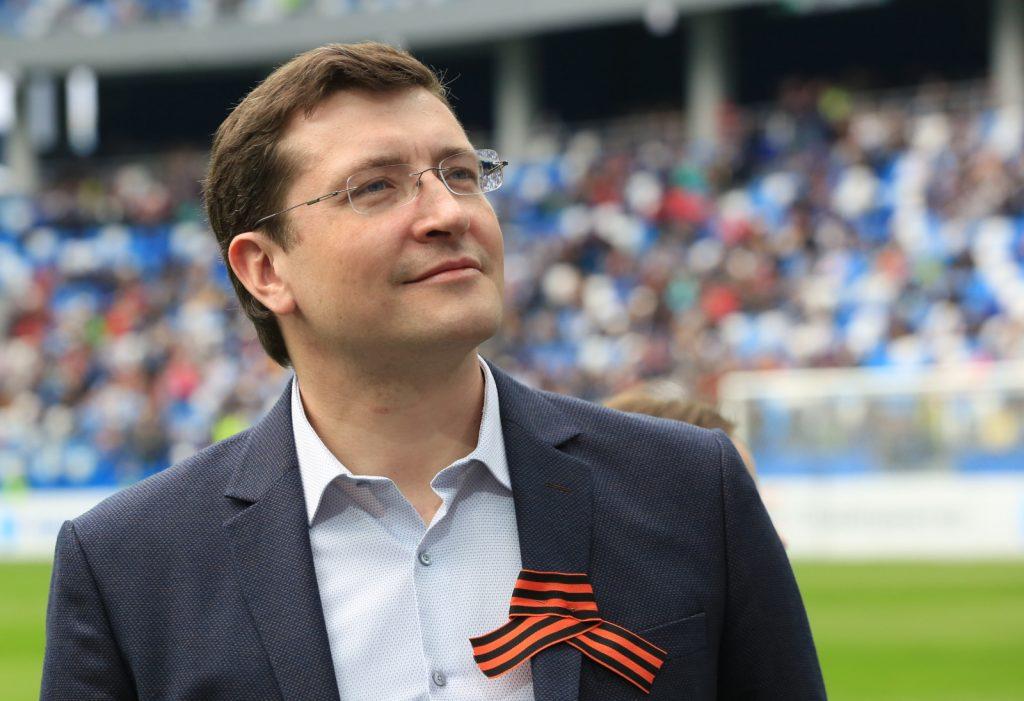 Глеб Никитин поблагодарил нижегородцев заучастие впраздновании Дня Победы